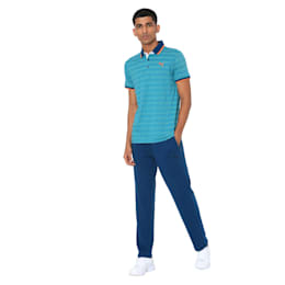 India Zippered Terry Pants