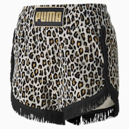 PUMA x CHARLOTTE OLYMPIA Allover-Print Damen Shorts
