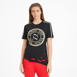PUMA x BALMAIN T-shirt, Puma Black, small