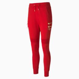 PUMA x BALMAIN Bikersweatpants voor Dames