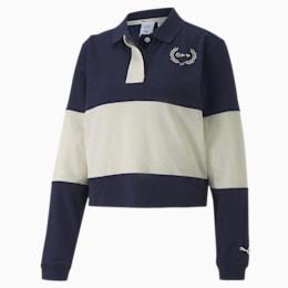 PUMA x SELENA GOMEZ Long Sleeve Rugby Women's Polo Shirt