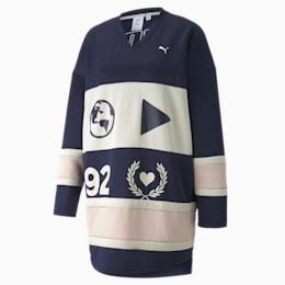 PUMA x SELENA GOMEZ Damen Langärmliges Hockey Kleid