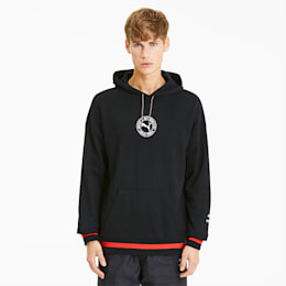 Tailored for Sport Men's Hoodie, Puma Black, small