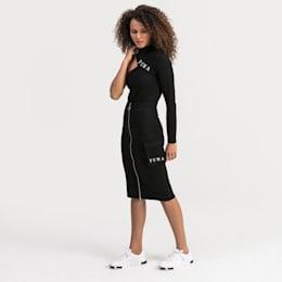 Midi Women's Skirt, Puma Black, small