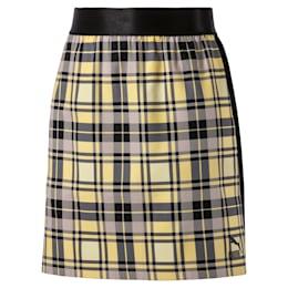 Check Women's Skirt