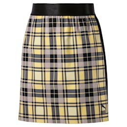 Check Women's Skirt