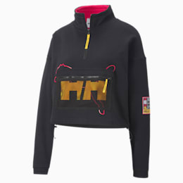 PUMA x HELLY HANSEN Half Zip Women's Sweater
