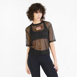 Camiseta de malla PUMA x HELLY HANSEN para mujer