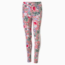 Classics Fruit Mädchen Leggings, Peony, small