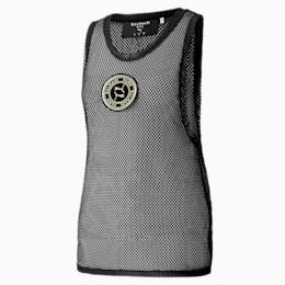 Camiseta de tirantes de malla para mujer PUMA x BALMAIN