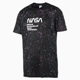 Space Explorer All-Over Printed Men's Tee