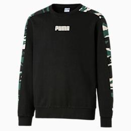 Street Wear T7 Kids' Sweater, Puma Black, small