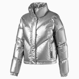 Cropped Down-jakke til kvinder