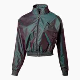 Iridescent Women's Track Jacket
