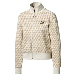 Luxe Pack All-Over Printed Women's Track Jacket