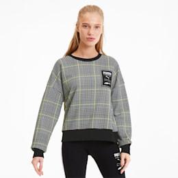 Recheck Women's Crewneck Sweatshirt