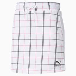 Mini jupe Recheck Pack pour femme