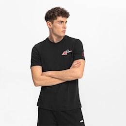 PUMA x SONIC Herren T-Shirt, Puma Black, small