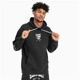 Don't Flinch hoodie voor heren, Puma Black, small