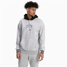 6th Man hoodie voor heren, LGH-Puma Black, small