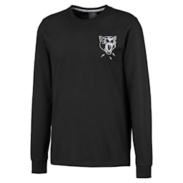 Don't Flinch Long Sleeve Men's Tee
