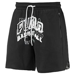 Pantaloncini double-face Basketball uomo