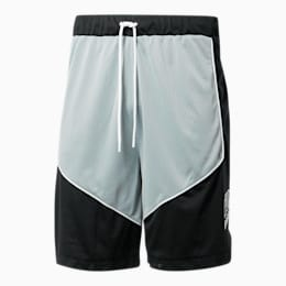 Hoops Men's Game Shorts, Puma Black, small