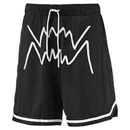 Bite Back Men's Basketball Shorts