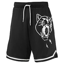 Noise basketbalshort voor heren, Puma Black, small