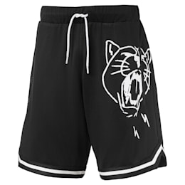 Short de basket Noise pour homme, Puma Black, small