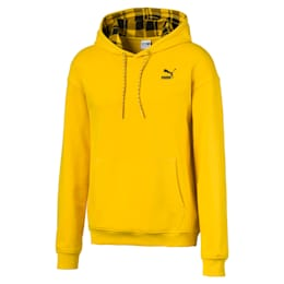 Evolution Men's Hoodie, Sulphur, small