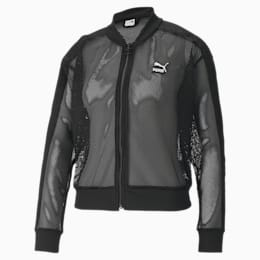 Classics Mesh Women's Bomber Jacket