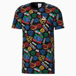 T-Shirt PUMA x RUBIK'S CUBE avec impression allover pour homme
