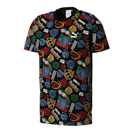 PUMA x RUBIK'S CUBE All-Over Printed Men's Tee