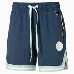 Step Back Men's Basketball Shorts