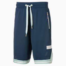 Spin Move Men's Basketball Shorts, Dark Denim, small