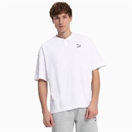 Herren T-Shirt, Puma White, small
