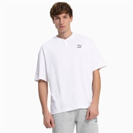 Men's Tee, Puma White, small