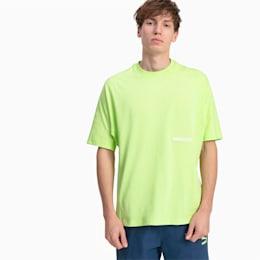 Boxy Men's Tee, Sharp Green, small