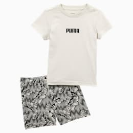 Summer All-Over Printed Babies' Set