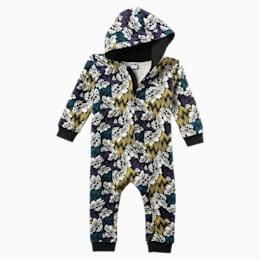 Allover-Print Babies Einteiliger Anzug