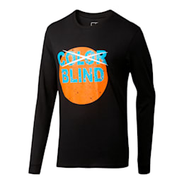 Camiseta de mangas largas ColorBlind para hombre