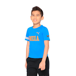 World Cup Fan Tee Youth, French Blue, small-IND