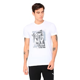 Bold Cricket Graphic Tee