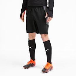 Shorts uomo, Puma Black-Nrgy Red, small