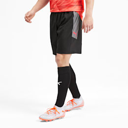 Herren Gewebte Shorts, Puma Black, small