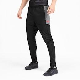 ftblNXT Men's Pro Pants, Puma Black-Nrgy Red, small