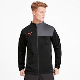 Casaco desportivo para homem, Puma Black-Nrgy Red, small