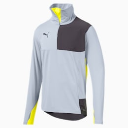 Quarter Zip Men's Top