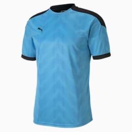 ftblNXT Graphic Herren Fußballtrikot, Luminous Blue-Puma Black, small